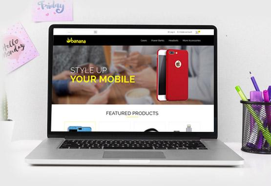 magento ecommerce designing