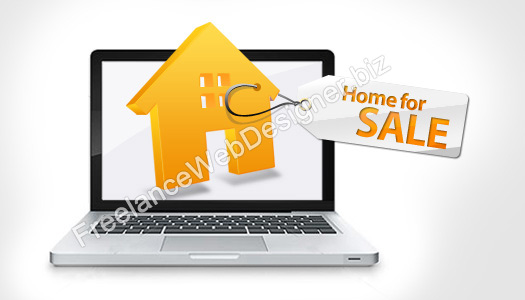 Real Estate Web Designing