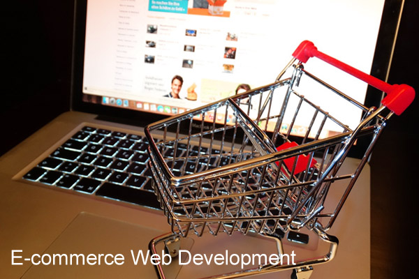 ecommerce website development services india