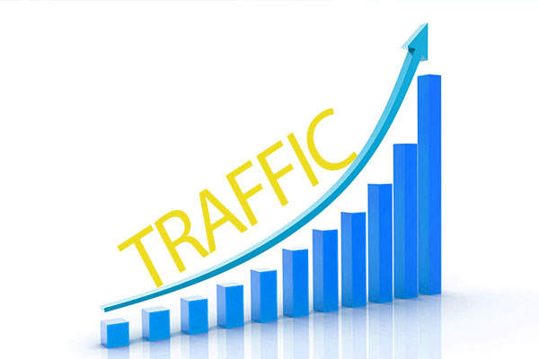 ways to boost website traffic