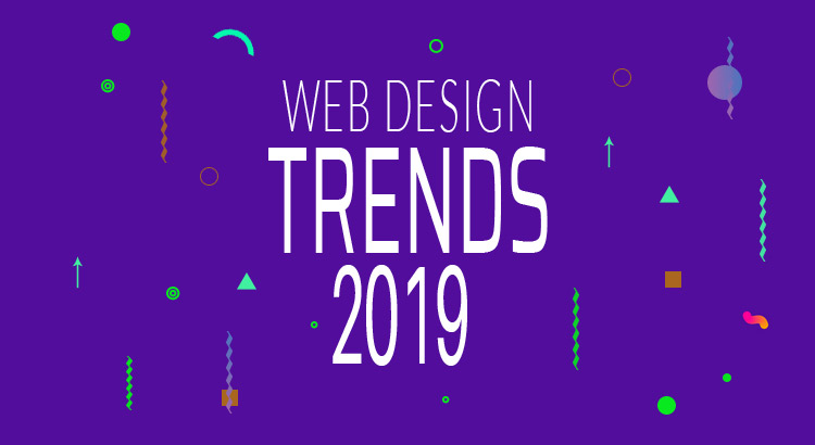 2019 web design trends