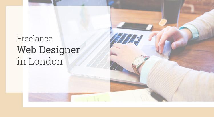 freelance web designer london